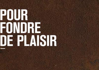 POUR FONDRE DE PLAISIR
