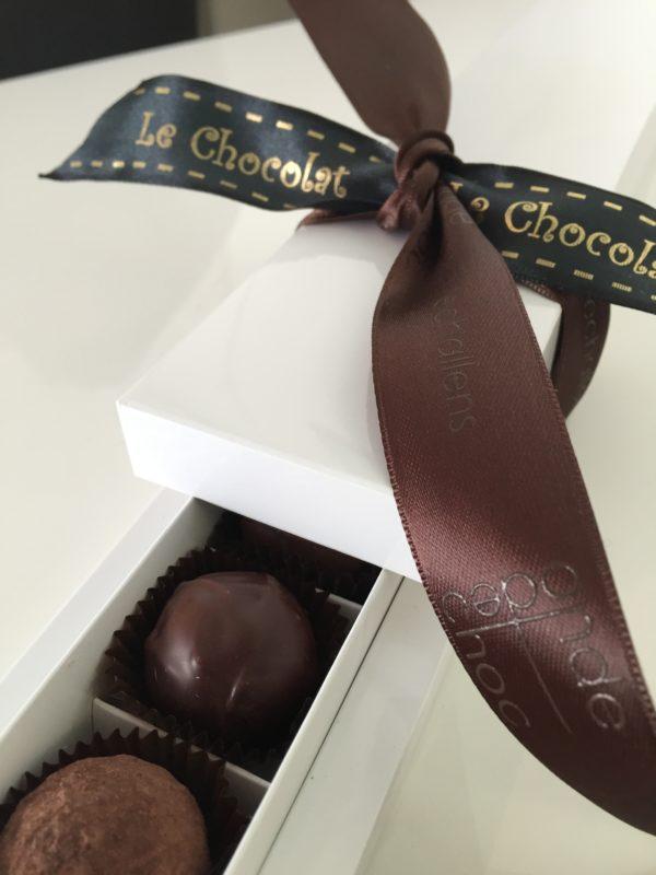Le chocolat ruban ONDEdeCHOC