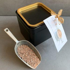 Chocolat râpé pour chocolat chaud 300g