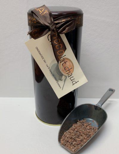 Chocolat râpé pour chocolat chaud 300 g