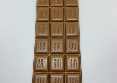 Plaque chocolat au lait 100g
