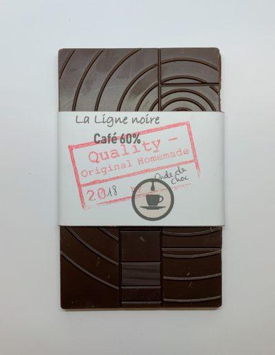 La Ligne noire, Café 60%, 50g