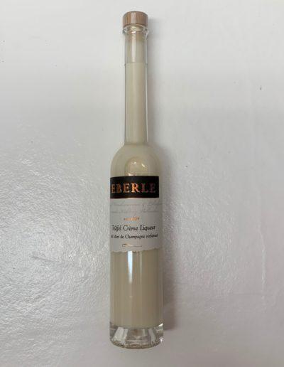 Liqueur au Marc de Champagne & Truffe 100 ml