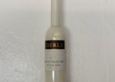 Liqueur de Chocolat blanc & Grappa 100 ml