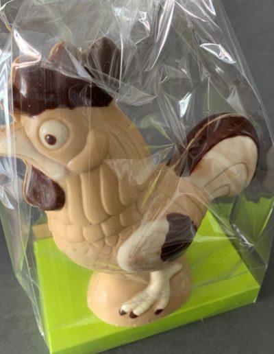 Coq chocolat blond (350g)