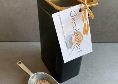 Chocolat râpé pour chocolat chaud 750g