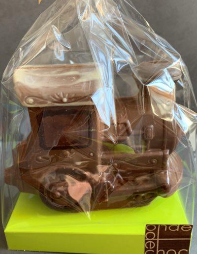 Locomotive chocolat au lait (188g)