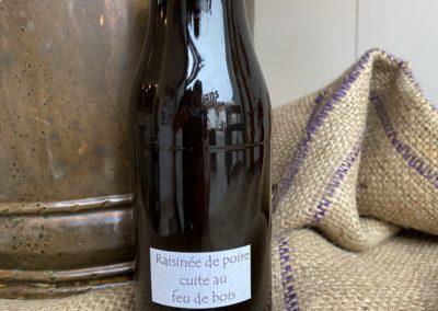 Vin cuit (raisinée)