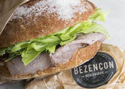 Nouveau ! Commandez votre snack de midi dans notre boutique en ligne
