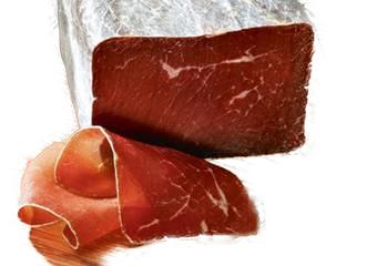 Sandwich à la viande séchée et fromage (uniquement avec retrait en magasin)